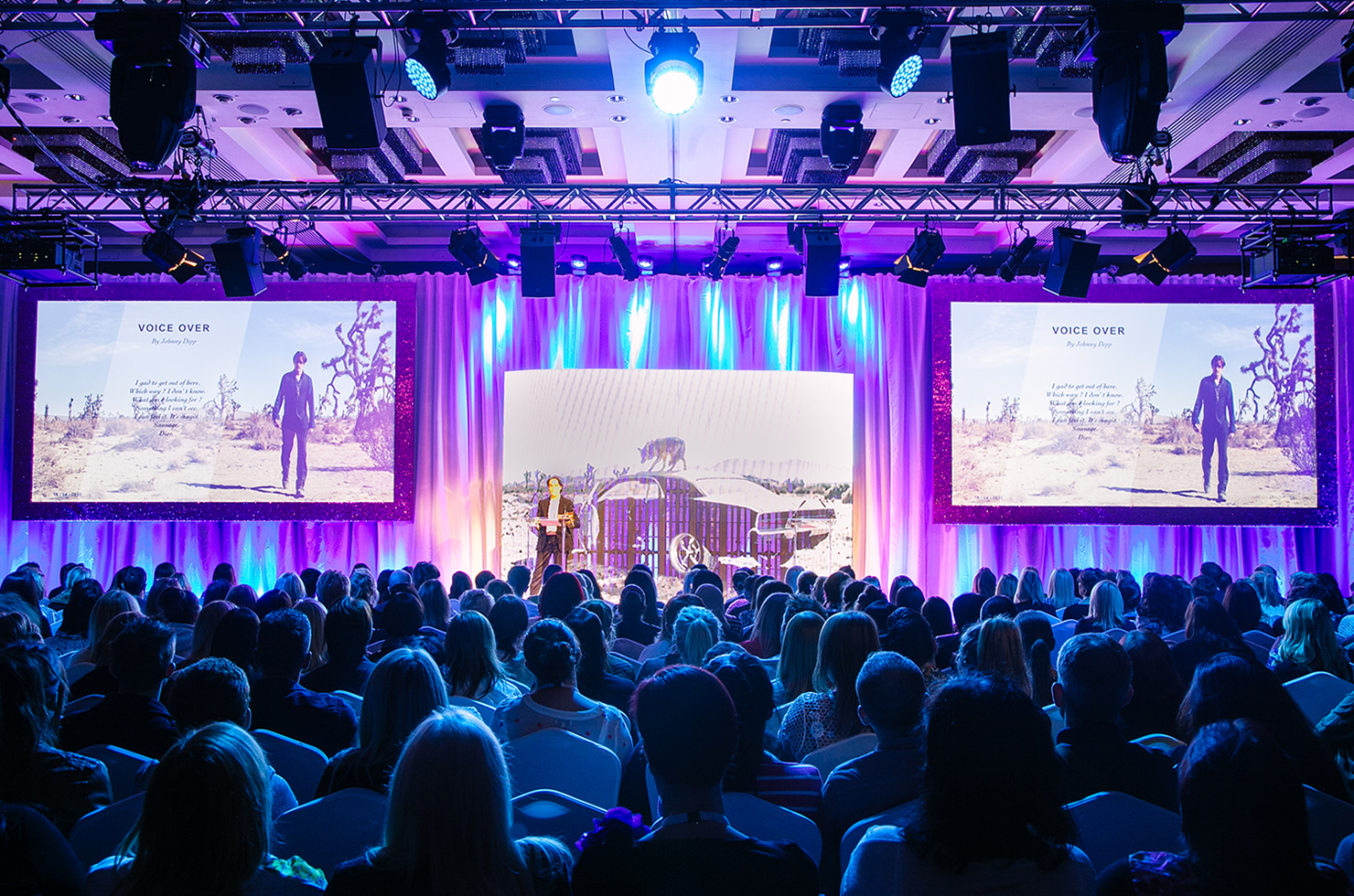 Budget Energy Top Up >> Corporate event management - Annual Training Conference